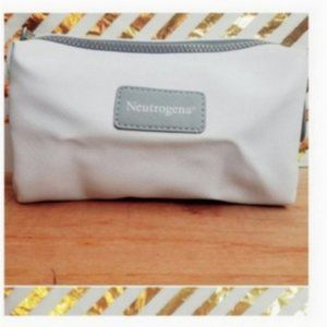 Neutrogena Makeup Cosmetic Bag Tote Travel Pouch